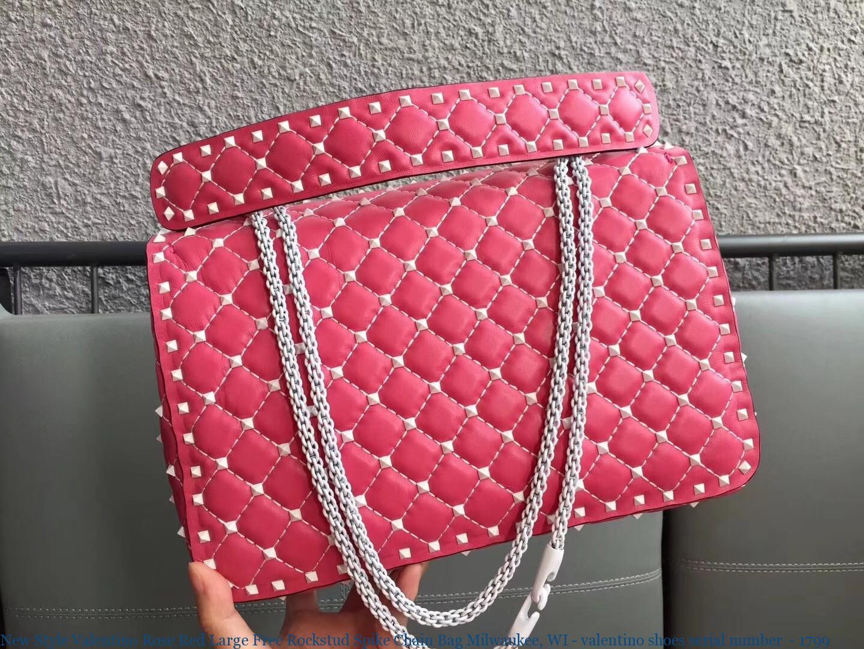8a4ce65275e63f PRADA Vitello Shine Chain Bag Blue